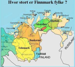 Finnmark er et stort fylke hvor fly er den letteste måten å komme seg rundt på. Det er 11 flyplasser spredt langs kysten.