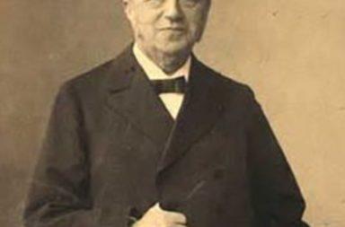 Harald Hirschsprung. Kilde: Det Kongelige Bibliotek, København