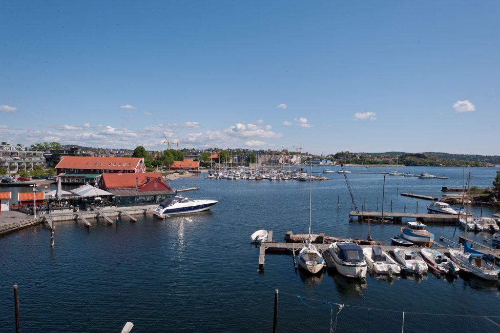 Kristiansand sentrum. Foto: Arild Danielsen