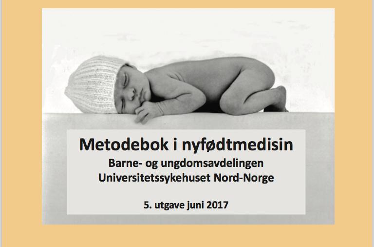 Metodebok i Nyfødtmedisin