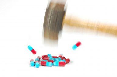 Når tabletten ikke kommer i passende dosering, må vi gjøre noe for å tilpasse. Men det er ikke alt som kan knuses eller deles!