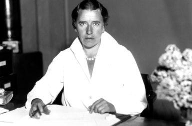 Kirsten Utheim Toverud cirka 1930.