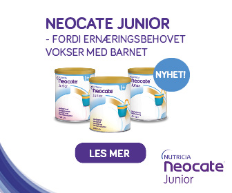 Nutricia – Neocate junior