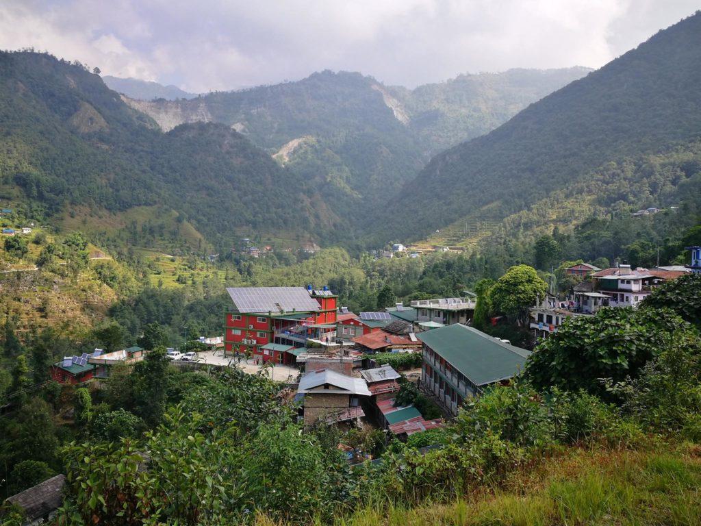 Sykehuset i fjellene
