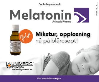 Unimedic – MELATONIN – sidebanner